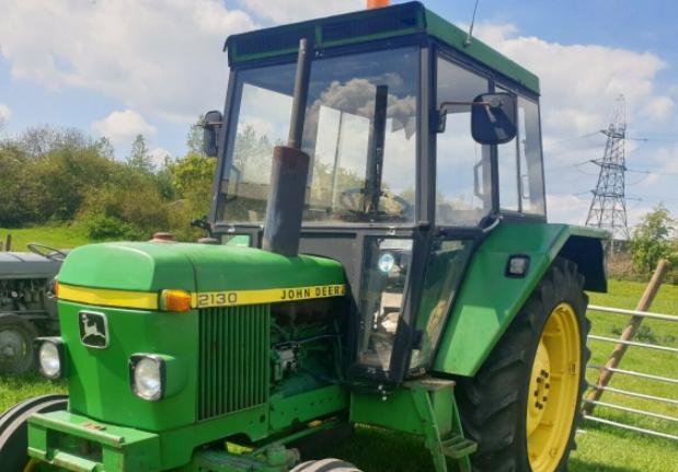 Ten Facts About John Deere Tractors…