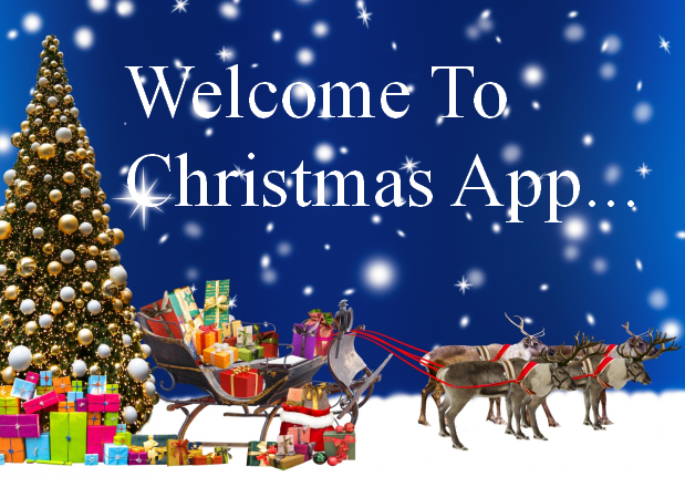 What Does Christmas App Do?