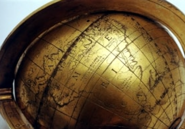 Antique Maps And Globes…