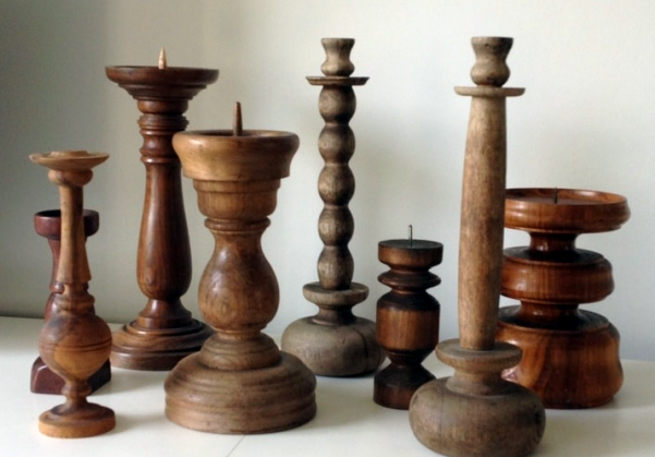 Antique Woodenware…