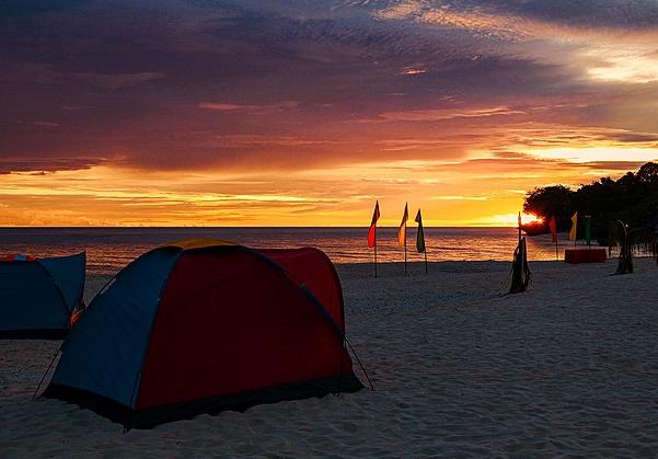 Camping And Mood Enhancing…