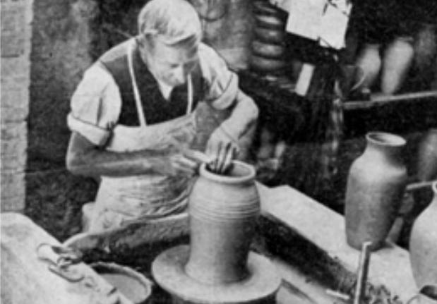Upchurch Pottery