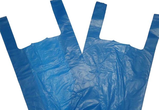 Vest Type Carrier Bags